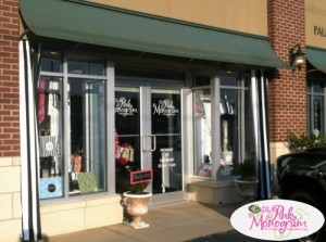 Jewelry in Greenville SC at http://thepinkmonogram.com