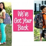 Go Back to School in Style with Greek Key Printed Accessories