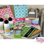 Go Greek WIth Great Monogram Items From The Pink Monogram