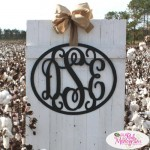 Beautiful Monogram Ideas for Grandparents Day