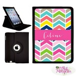 Monogram Your New Otterbox or Swivel Case for iPad AIR