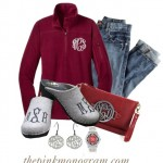 Getting Trendy with Monograms