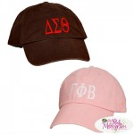 Go Greek With Monogrammed Accessories for Her