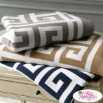Luxurious Matouk Blankets and Throws for Chilly Nights
