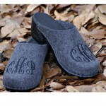 Custom Handmade Clogs in Leather or Wool: A Fall Classic