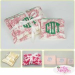 Custom Talley Ho Makeup Bags Perfect Holiday Gift