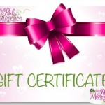 Get it There by Christmas With a Gift Certificate