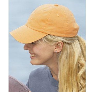 Personalized Distressed Finish Baseball Caps