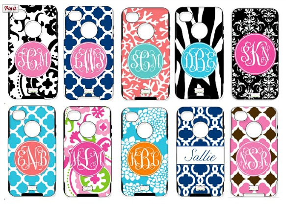 Dress Up Your iPhone with A Custom Otterbox
