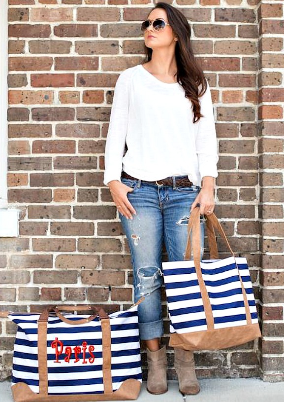 Weekender Totes to Get Away From It All