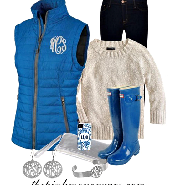 Top 5 Monogrammed Gifts for Christmas