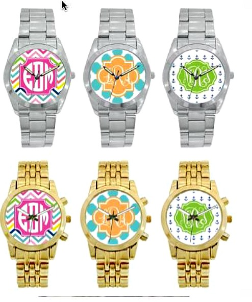 Whats Hot in Spring Jewelry Trends - boyfriend watches